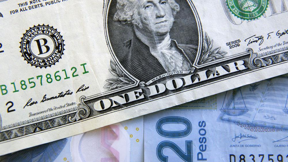 El dólar hoy ronda casi los 20 pesos - bancos El dólar pierde terreno y el tipo de cambio termina en 19.80 pesos