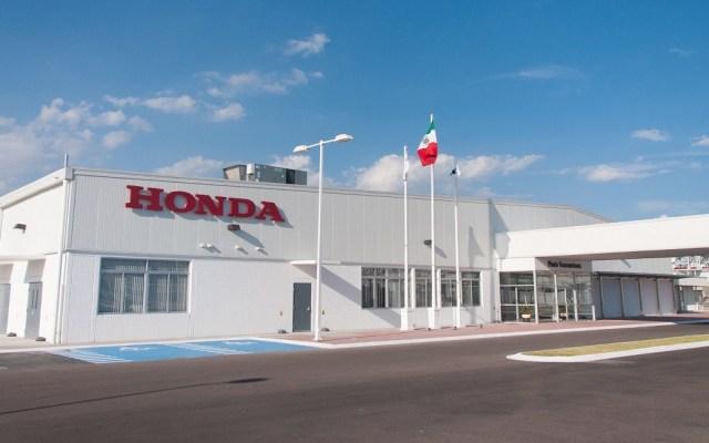 Honda mudaría de México producción de Fit por T-MEC - Planta de Honda en Celaya. Foto de Internet