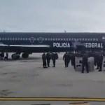 #Video Policías federales llegan a Chiapas por caravana migrante