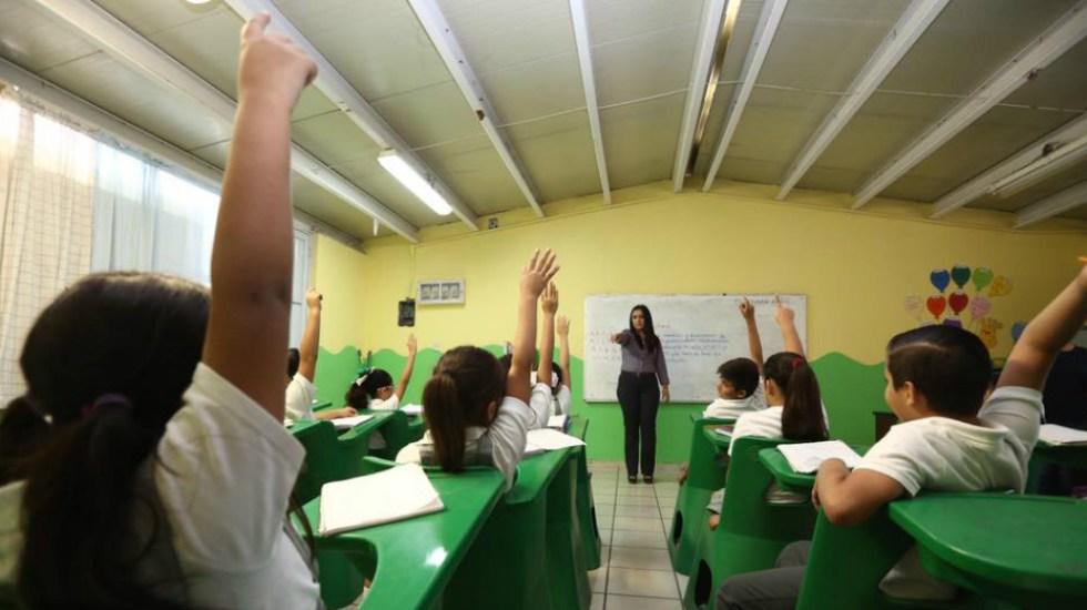 Suspenden clases en Sonora por efectos de la tormenta Sergio - Foto de SEC Sonora
