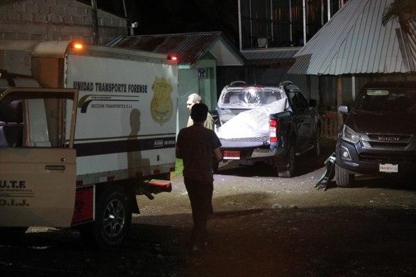 Cinco personas mueren en accidente en el río Naranjo — Costa Rica