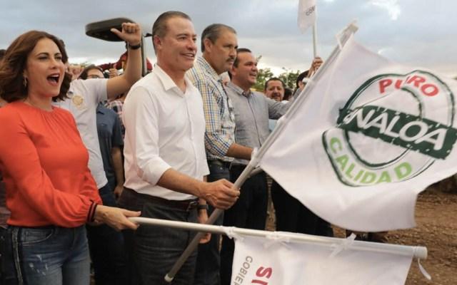 Quirino Ordaz es el gobernador con mayor índice de aprobación - Foto de Gobierno de Sinaloa