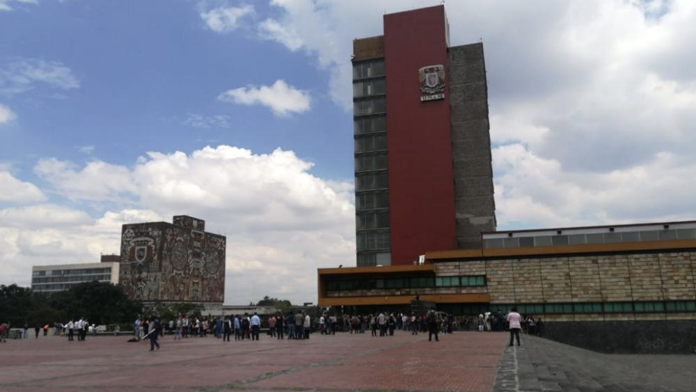 Rectoría de la UNAM