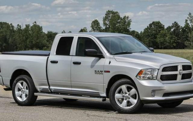 Llaman a revisión camionetas RAM por falla en seguros - Foto de Internet