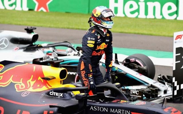Ricciardo logra la pole position del GP de México - Ricciardo gp de mexico