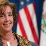 Roberta Jacobson se siente aliviada y feliz de ya no trabajar para Trump - Roberta Jacobson dejó la Embajada de Estados Unidos en México el 5 de mayo de 2018. Foto de Internet