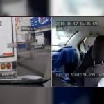 #Video Delincuentes se disfrazan de militares para robar un camión - delincuentes roban camión en tlalnepantla disfrazados de policías y militares
