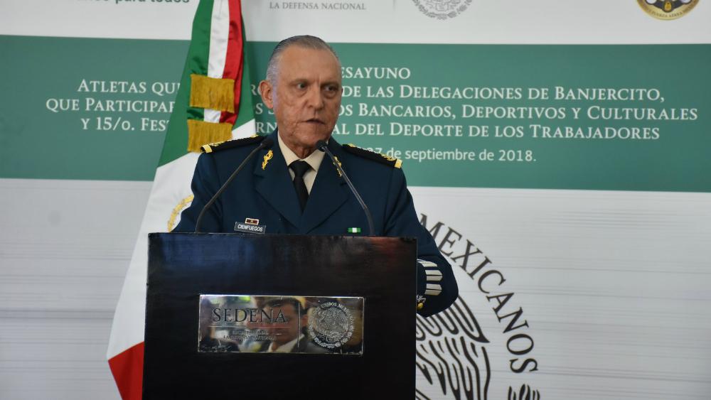 """Pide AMLO a DEA que haga investigación interna por """"fabricar"""" Caso Cienfuegos - Foto de Sedena"""