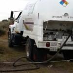 Se incrementa 374 por ciento el robo de gas LP - Toma clandestina de gas LP. Foto de Internet