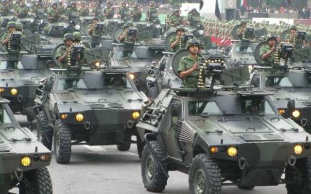 Miembros del EMP se reintegrarán a Ejército y Marina - Foto de Internet