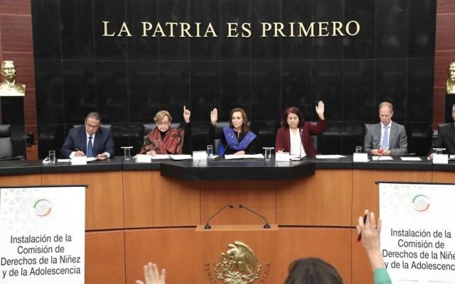 Senado exhorta a gobiernos locales a prohibir matrimonios entre menores - Foto de Twitter Senado de la República