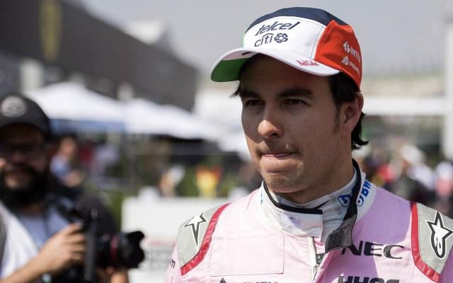 Force India destaca desempeño del mexicano Sergio Pérez - Foto de Mexsport