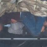 Soldados británicos contrabandearon migrantes por el Eurotúnel - Foto de Daily Mail
