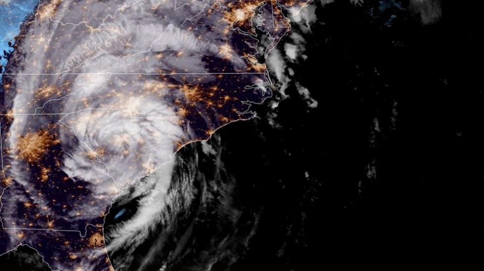 Michael se degrada a tormenta tropical y deja dos muertos en Florida - tormenta michael