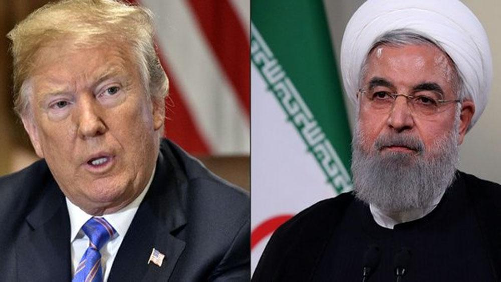 Irán acusa a EE.UU. de terrorismo