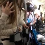 #Video Turbulencia deja 15 heridos durante vuelo de Aerolíneas Argentinas