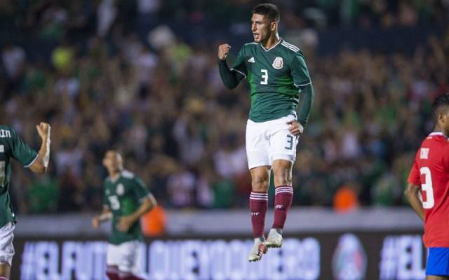 México logró salvar el duelo ante Costa Rica - México