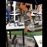 #Video Asesinan a hombre en restaurante de Irapuato