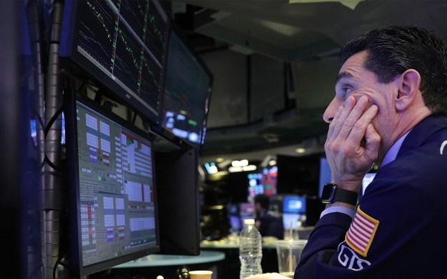 Wall Street cierra con fuerte caída ante preocupación de inversores - Foto de Spencer Platt/GETTY IMAGES NORTH AMERICA/AFP