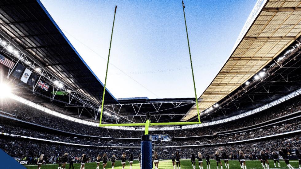 NFL anuncia cuatro juegos de temporada regular en Londres para 2019 - Foto de @NFLUK