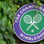 "La ""muerte súbita"" llegará a Wimbledon en 2019 - Logo del Campeonato de Wimbledon. Foto de @Wimbledon"