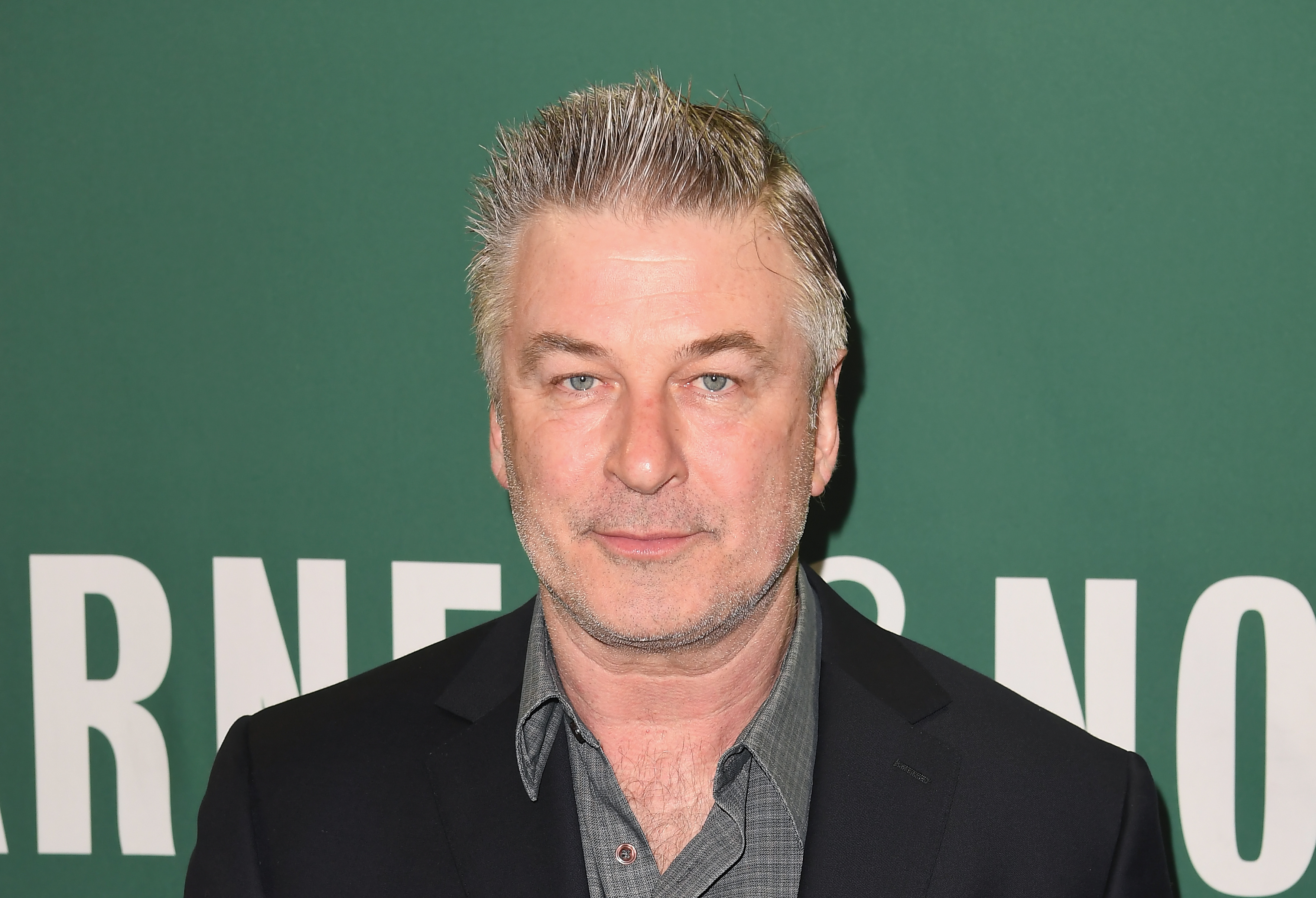 Arrestan al actor Alec Baldwin en Nueva York