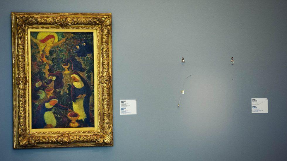 Encuentran cuadro de Picasso, robado hace 6 años, enterrado en un bosque - Foto de AFP