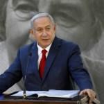 Netanyahu considera un error llamar a elecciones anticipadas en Israel - Netanyahu descartó realizar elecciones anticipadas en Israel