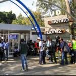 Ya hay2 mil 397 migrantes en albergue Benito Juárez de Tijuana - Foto de SUN