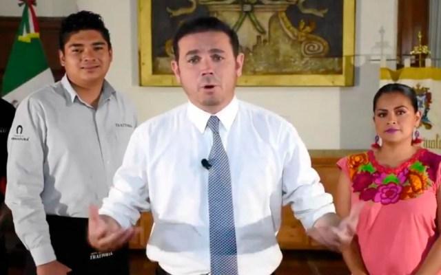 #Video Alcalde de Guanajuato se retracta por declaraciones sobre turismo - Captura de pantalla