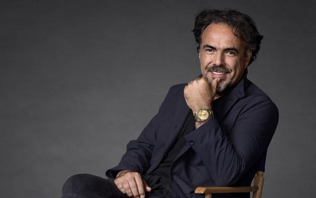 Conceden a González Iñárritu nacionalidad española - Alejandro González Iñárritu. Foto de Rolex