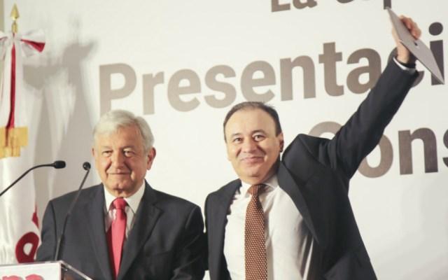 A mediados de noviembre presentarán plan de seguridad, asegura Durazo - Foto de LopezObrador.org.mx