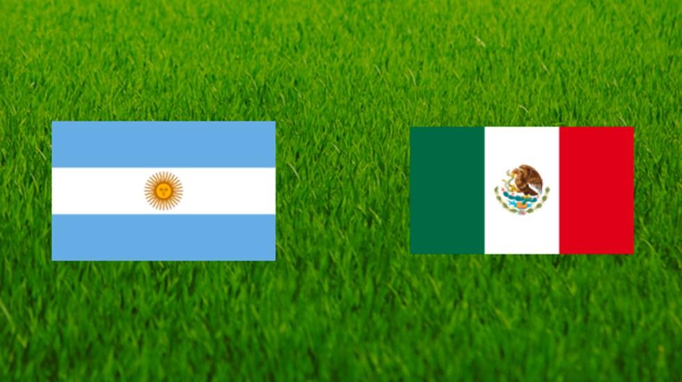 Lista de convocados de Argentina para enfrentar a México - Foto de Internet