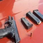Detienen a tres sujetos armados en centro de Cancún - Foto de Quadratín