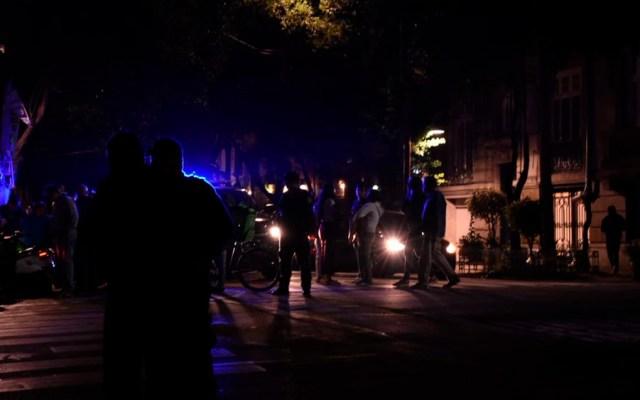 Muere hombre tras balacera en la colonia Roma - Foto de @elgmx