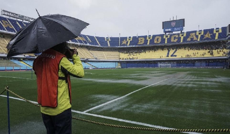 Boca y River juegan la primera histórica final de la Libertadores