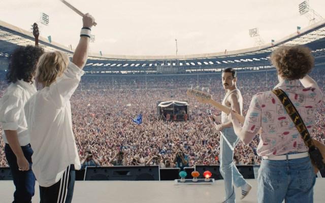 Bohemian Rhapsody arrasa en taquillas de Latinoamérica - Película Bohemian Rhapsody. Foto de Facebook