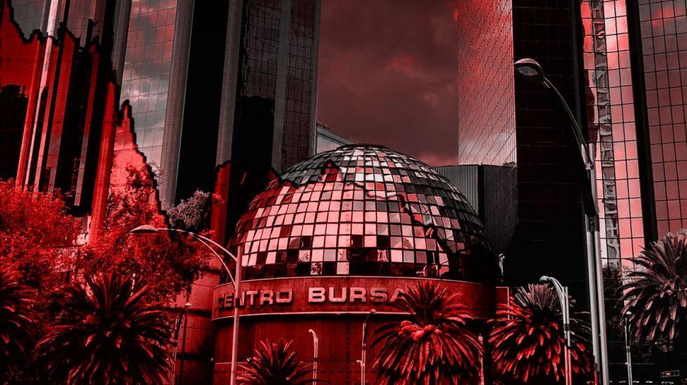 Bolsa Mexicana de Valores cae a su punto más bajo desde 2014 - Foto de El Financiero