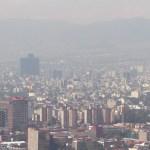 Valle de México amanece con mala calidad del aire - Foto de Twitter
