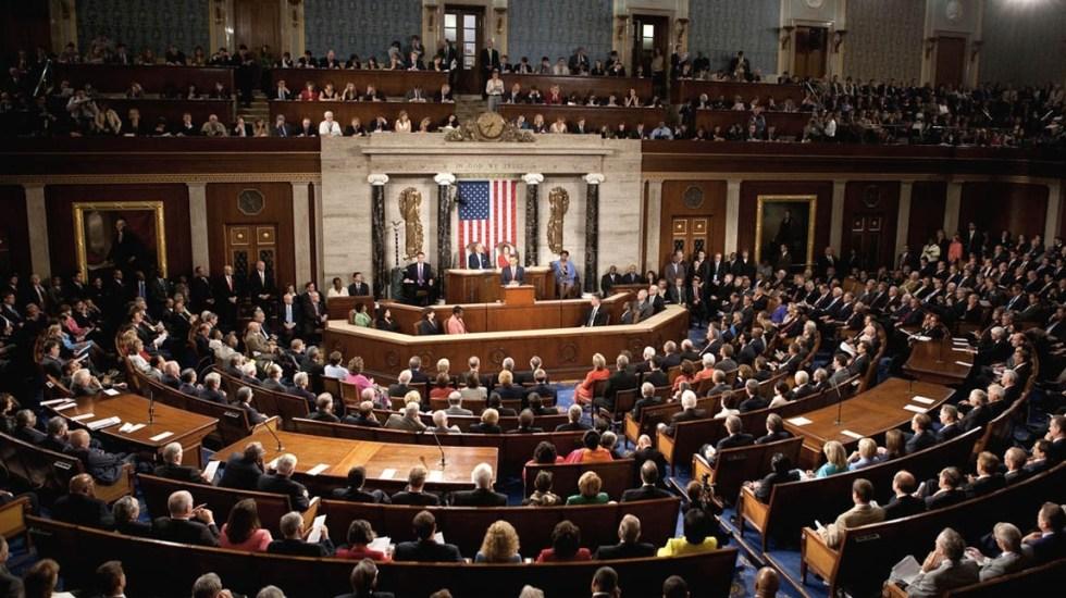 Demócratas recuperan la mayoría en la Cámara de Representantes - Cámara de Representantes Estados Unidos. Foto de Internet