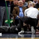 #Video Caris LeVert libra cirugía tras aparatosa lesión - Foto de internet