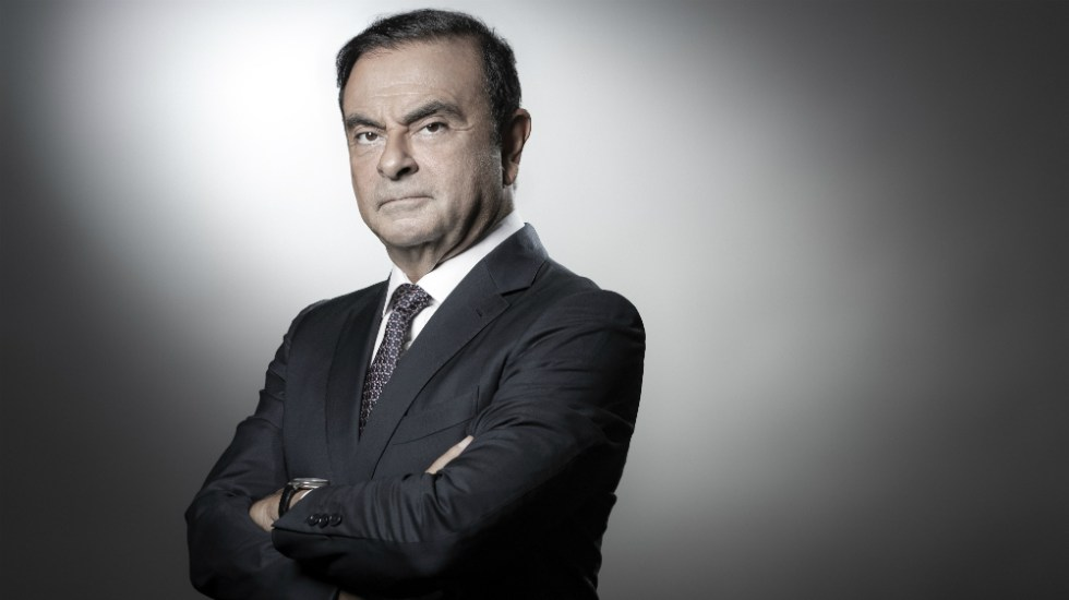 Accionistas remueven a Carlos Ghosn de directorio de Nissan - Foto de AFP