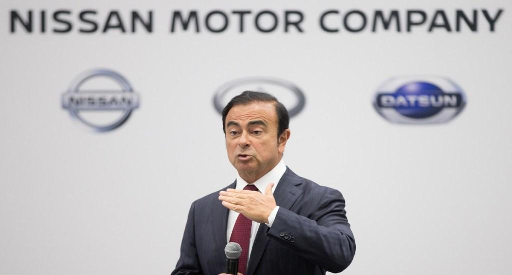 Japón presentará más cargos contra presidente de Nissan. Noticias en tiempo real