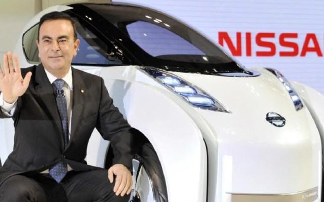 Ghosn reconoce existencia de plan para darle pagos tras retiro - Carlos Ghosn fue despedido del Consejo de Nissan. Foto de Internet