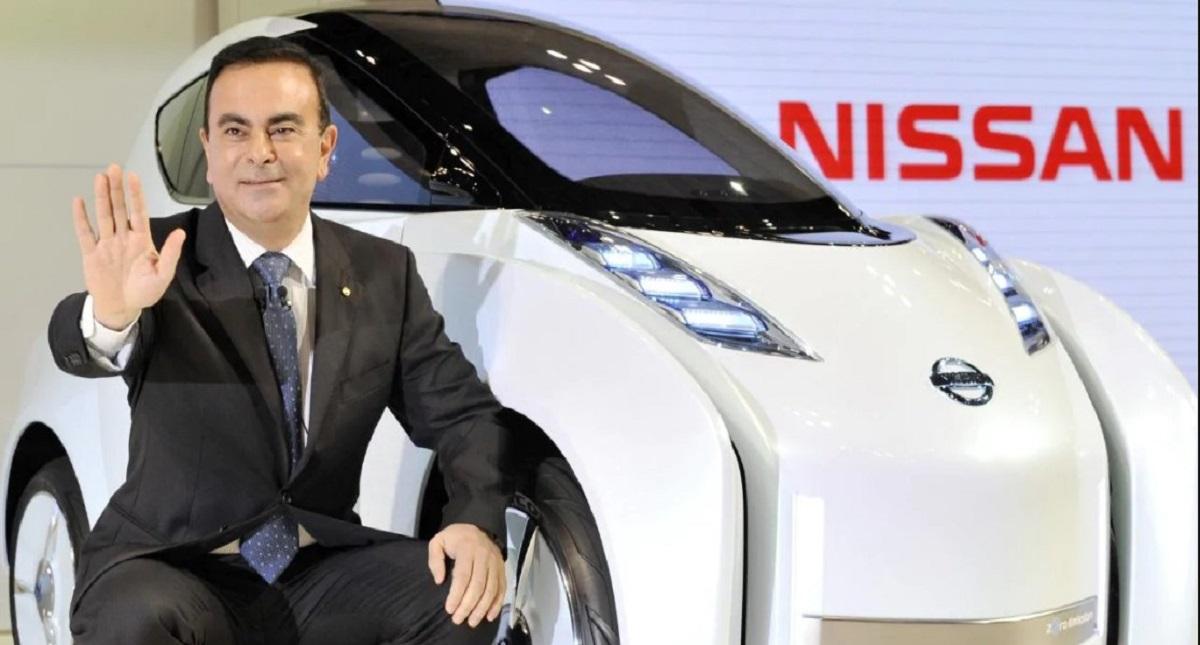 Carlos Ghosn fue despedido del Consejo de Nissan. Foto de Internet