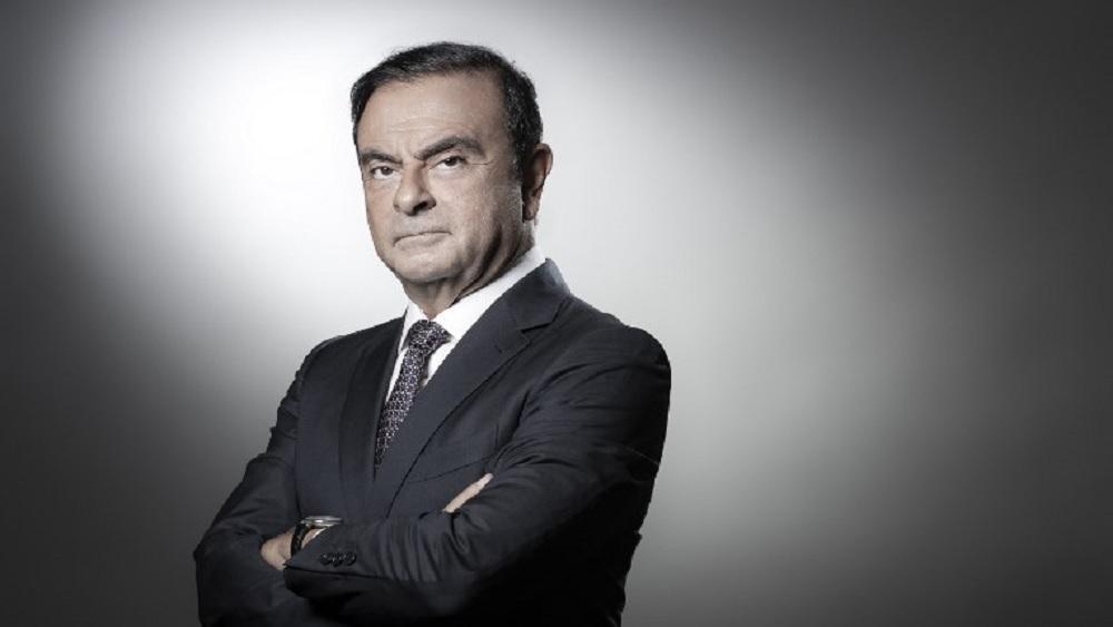 Carlos Ghosn. Foto de JOEL SAGET / AFP