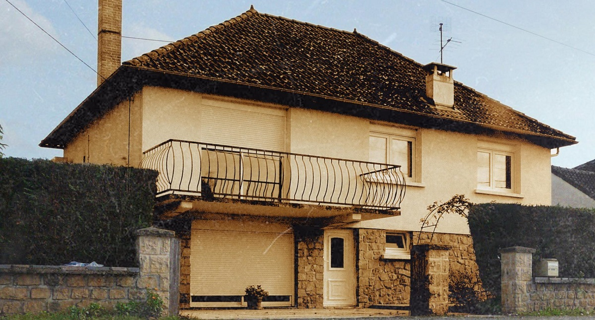 Casa de la familia Sampaio-Alves-Da Cruz. Foto de Internet