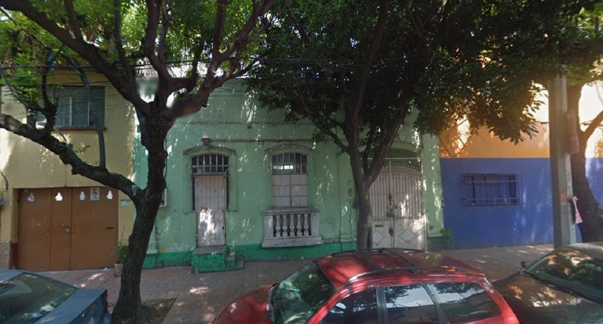 Casa Hogar Esperanza, ubicada en la Miguel Hidalgo. Foto de Google Maps