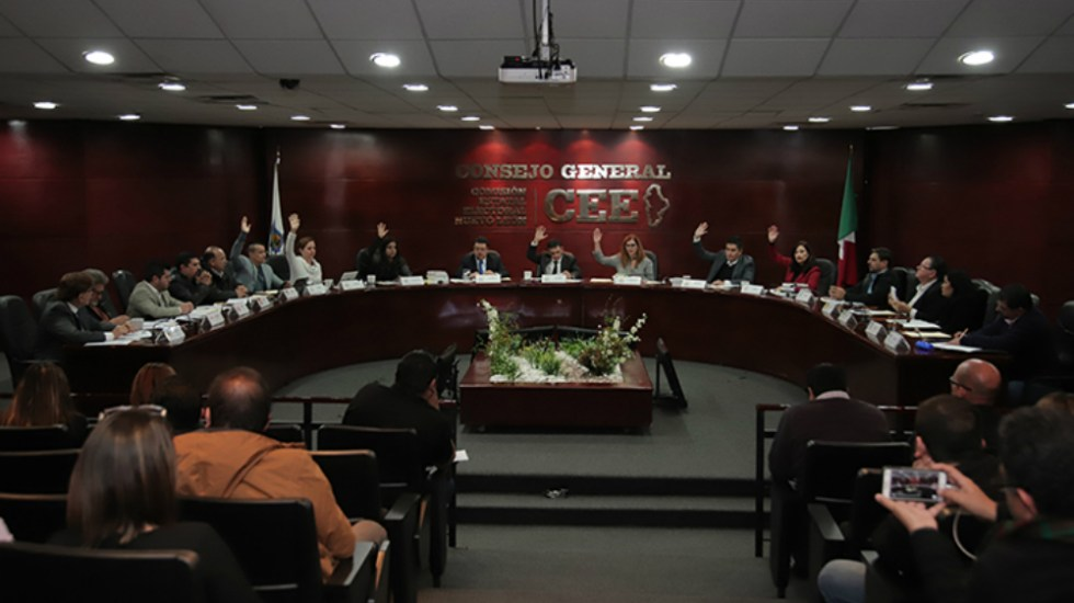 Establecen elección para alcaldía de Monterrey el 23 de diciembre - Foto de CEE Nuevo León