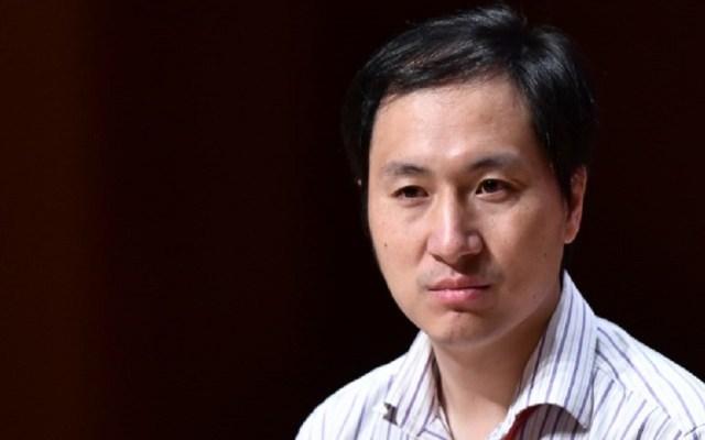 Científico chino suspende ensayos de bebés genéticamente modificados - Científico chino He Jiankui. Foto de Internet